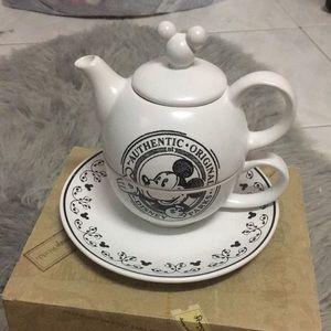 Disney Tea for One set